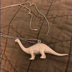 Jewelry - Dinosaur necklace!
